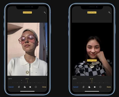 apple unveils iphone xr xs  xs max  improved cameras
