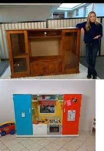 tv cabinet kids kitchen 1000 images about tv cabinet to toy on pinterest