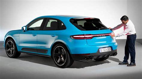 Porsche Novita 2019 by Nuova Porsche Macan 2019 Addio Diesel E Novit 224 Hi Tech