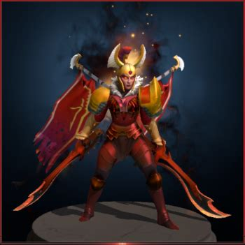 Dota 2 Arcana Giveaway - legion commander s arcana blades of voth domosh