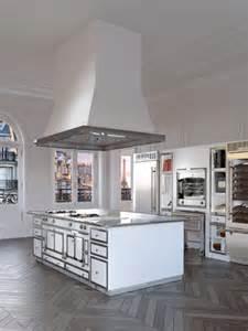 La Cornue Kitchen Designs French Kitchen Company La Cornue Presents Its