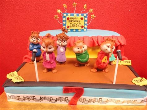 alvin and the chipmunks birthday ideas photo 3 of