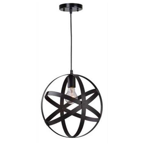 black mini pendant light home decorators collection 1 light black mini pendant