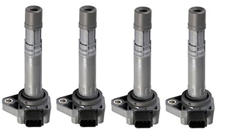Packing Set Honda 1 7 2001 2003 Berkualitas pack of 4 ignition coils for acura honda 1 7l 3 5l compatible with c1460 uf 400 uf400 windows