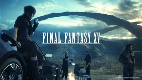 final fantasy xv  game wallpapers hd wallpapers id