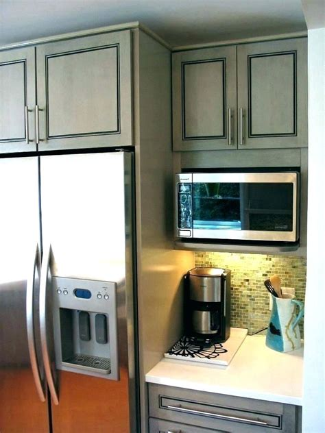 kitchen counter space saver space saver microwaves