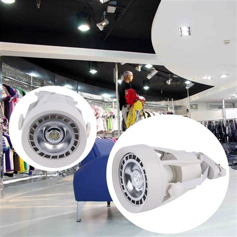 led lights for cars store led track light clothes store jewelry car display