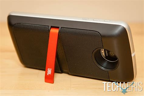 Moto Mods Soundboost Jbl jbl soundboost speaker review add sound to your moto z family smartphone