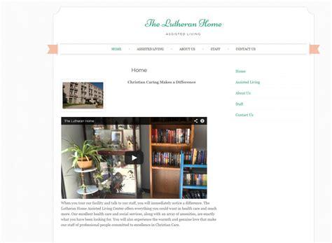 the lutheran home website rural health development