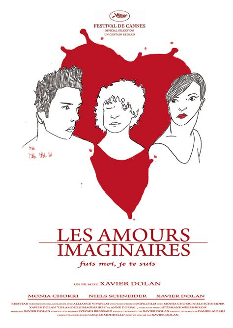 les amours les amours imaginaires by saarah18 on