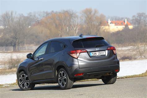 Honda Hrv 1 5 honda hr v 1 5 i vtec cvt 2017 test recenze