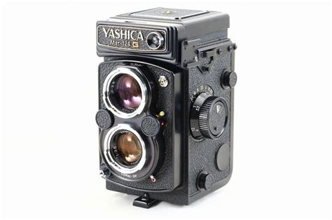 yashica mat 124g tlr lens 80mm f3 5 lens from