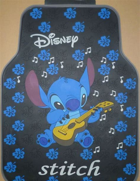 buy wholesale stitch disney universal auto - Disney Stitch Floor Mats