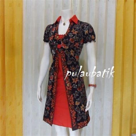Baju Cewek Grosir Murah Pakaian Wanita Dress Greta 17 terbaik gambar tentang model dress batik di