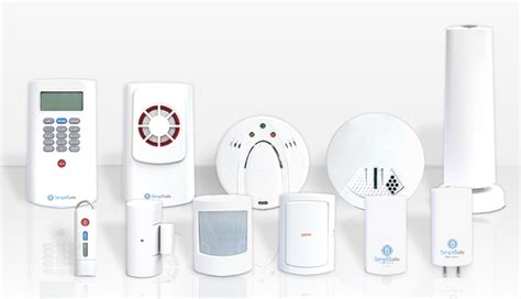 setting up your new simplisafe home security