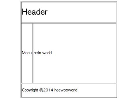 layout jsp tag 스프링 tiles 적용해보기 java korean