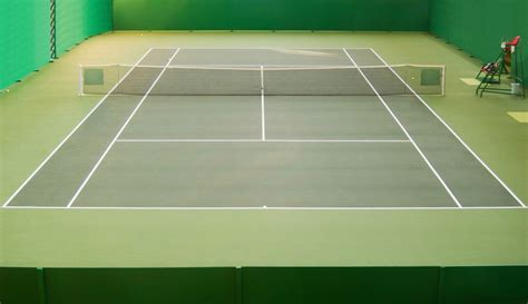 tennis courts with lights indoor tennis court lighting basics cbmc