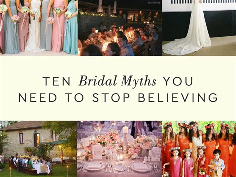 Wedding Podcast The Top 10 Marriage Myths How To Help Your Future Present Relationship by 10 Bridal Myths Misconceptions Philippines Wedding