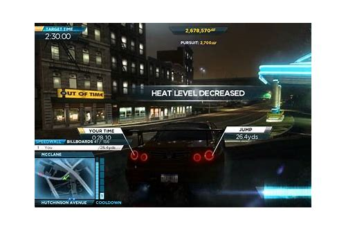 nfs mw 2012 mods descargar pc gratis