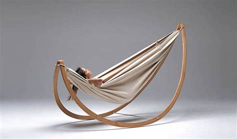 hammock rocking chair modern rocking hammocks georg bechter