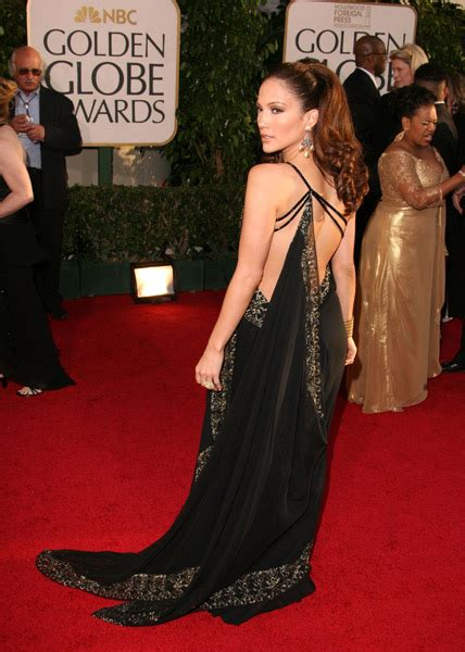 2007 Golden Globes Best In by Photos Golden Globe Awards Carpet 171