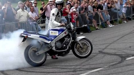 Motorradhandel Aalen interview mit achim steinmacher stunt und rennfahrer