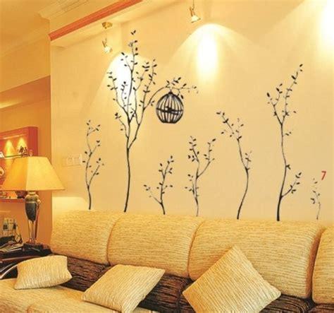 Bird Wall Art Stickers vinilo adhesivo para la pared dise 241 o de arboles con jaulas