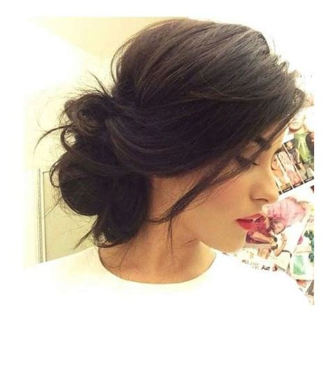 can you get a messy bun look with the bun maker 85 trendy low buns for this season