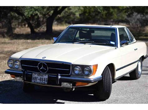 1973 mercedes 450sl for sale classiccars cc