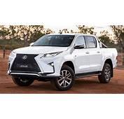 Lexus Truck Development
