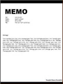 4 memo letter formatreport template document report