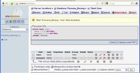 membuat database vb dengan mysql membuat form login vb dengan mysql membuat form menu login