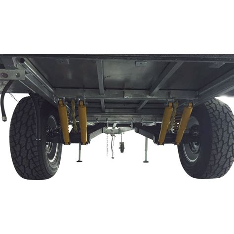 offroad teardrop cer china off road forward folding cer trailer with kitchen