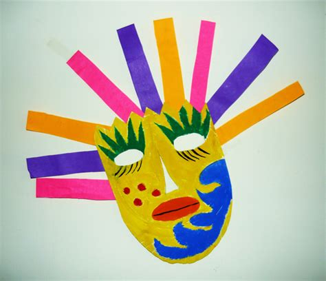 mask craft for mexican mask cinco de mayo crafts for jumpstart