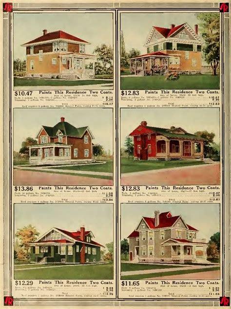 exterior paint color inspiration sears kit houses house bits paint colors