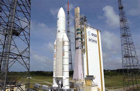 Calendrier Lancement Ariane Assistez Au D 233 Collage D Ariane 5 En Direct
