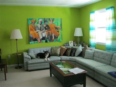 green walls in living room 18 lovely grey and green living room ideas