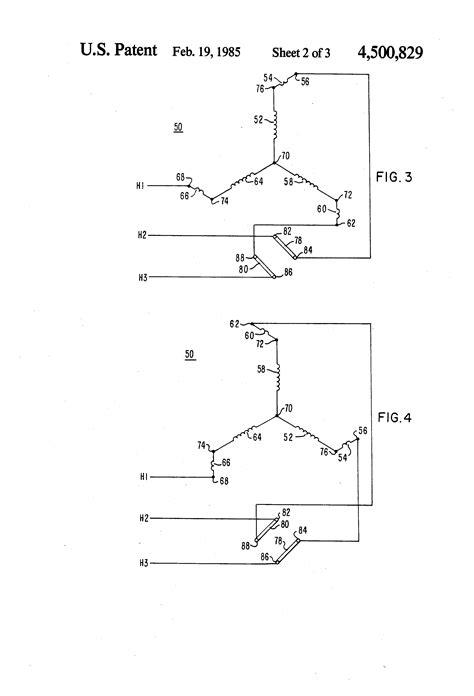 Patent US4500829 - Advance and retard phase-shift