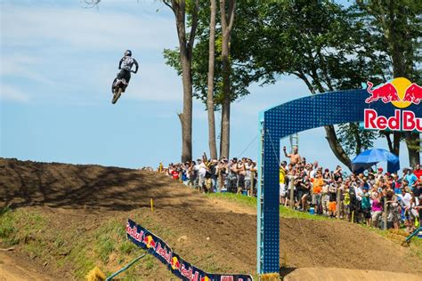 pro national motocross 2016 pro motocross ironman national results roczen cruises