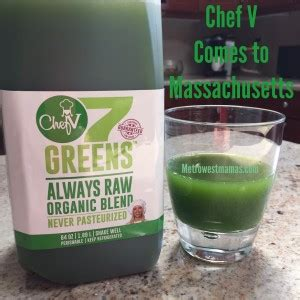 Chef V Detox Soup Ingredients by Chef V Comes To Boston Organic Juice Cleanse