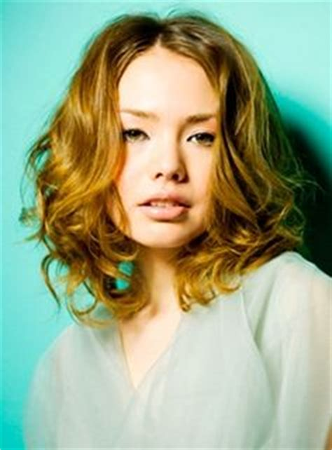 17 best images about digital perm shoulder length hair on hair studio perms and body perm on pinterest