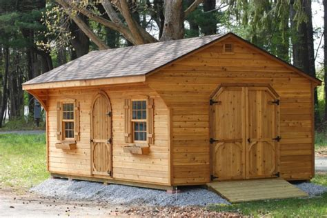 Wodden Sheds by How To Build A Wooden Shed Steps For Constructing A Shed