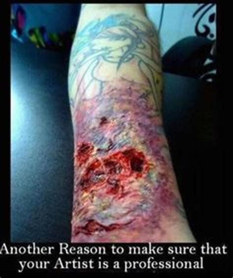 tattoo infection wikipedia killers and gross pic s on pinterest crime scene photos