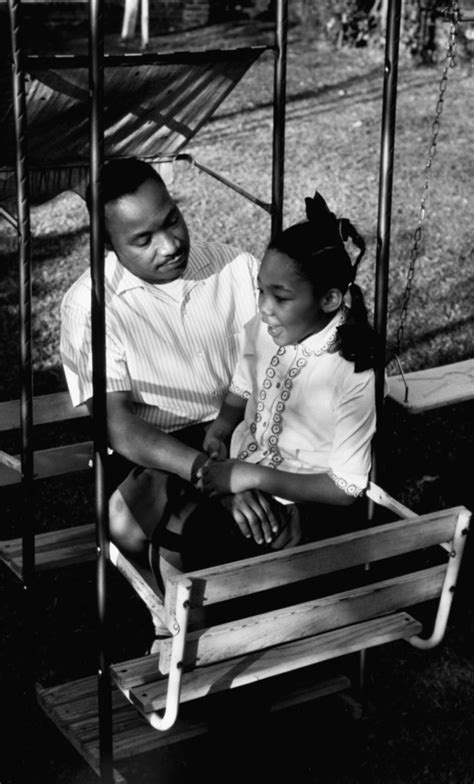 king of swings atlanta these incredible family photos of mlk show a side of him
