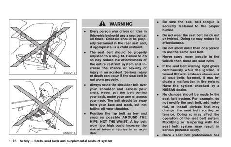 old car repair manuals 2010 nissan murano engine control 2010 murano owner s manual