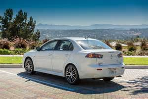 Mitsubishi Lancer 2017 Mitsubishi Lancer Adds Limited Edition Trim
