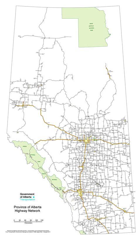 printable canadian road map popular 281 list alberta map
