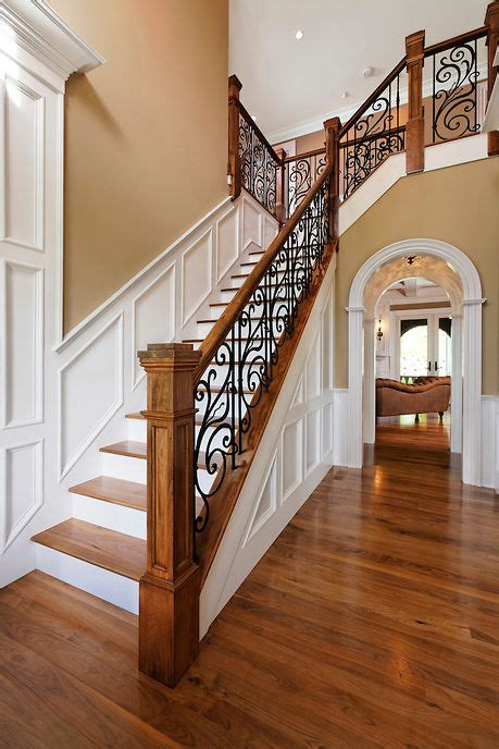 foyer stairs traditional staircases 2 story house traditional two