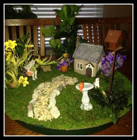 Attractive Images Of Fairy Gardens #3: C6be6f2b7a1cc32243235a314fe20d66--fairy-crafts-fairies-garden.jpg