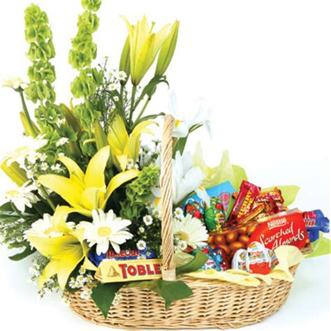 flowers and gifts gift baskets